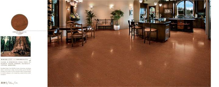 佛山陶木地板 仿实木地板瓷砖