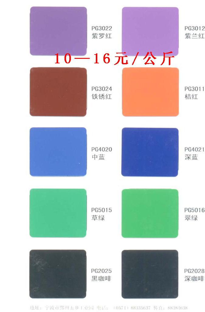 粉末喷涂供应/金属粉末/树脂粉末/耐高温粉末涂料图片