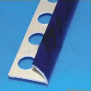 供應塑料建材PVC大理石紋瓷磚修邊條覆膜封邊條圖片
