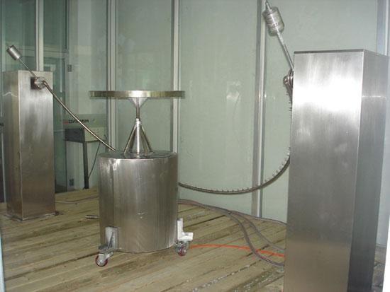 供应摆管淋雨试验箱