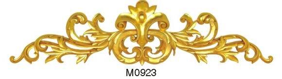 欧式浮雕角花图片
