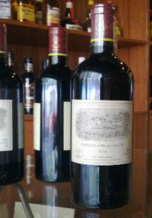 拉菲卡特兰干红葡萄酒2006年图片