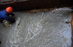 供应达县污水池堵漏施工