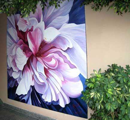宝鸡手绘墙公司/西安手绘墙工作室图片|宝鸡手绘墙