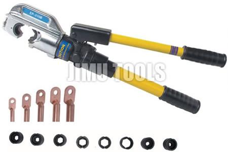 供应油压钳EP-510B,油压钳,二段速液压钳