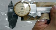 日本三丰带表游标卡尺505-685