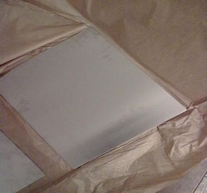 供应用于热压机的镜面钢板/层压钢板/研磨钢板/苏州林恩电子