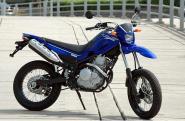 110CC本田越野摩托车图片