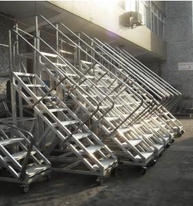 供应铝合金移动平台批发