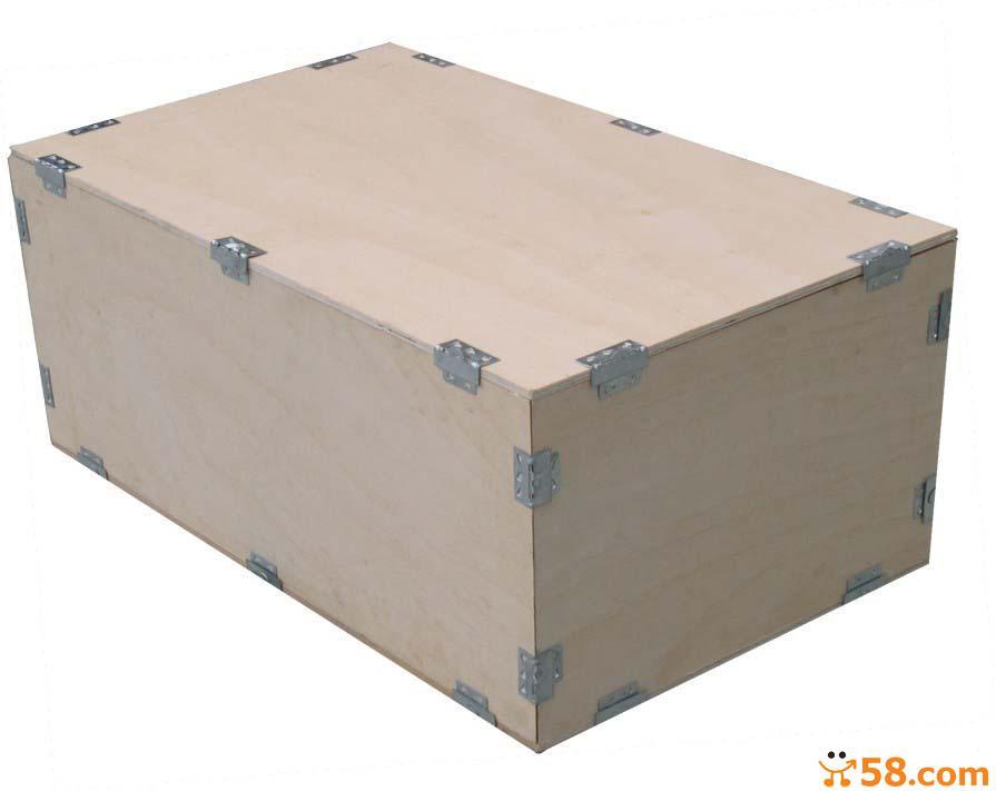 供应上海松江木包装箱