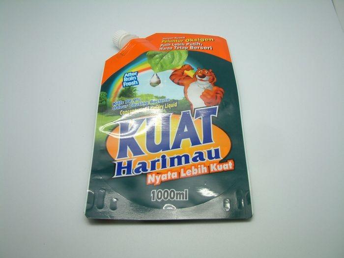 1000ml自立吸嘴袋1000ml儿童吹泡泡水自立吸嘴包装袋