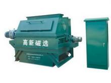 供应贫磁铁矿富集铁粉提纯系列干式磁选机