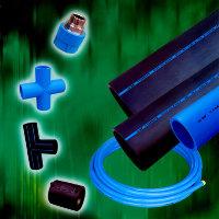 供应HDPE大口径国标管材