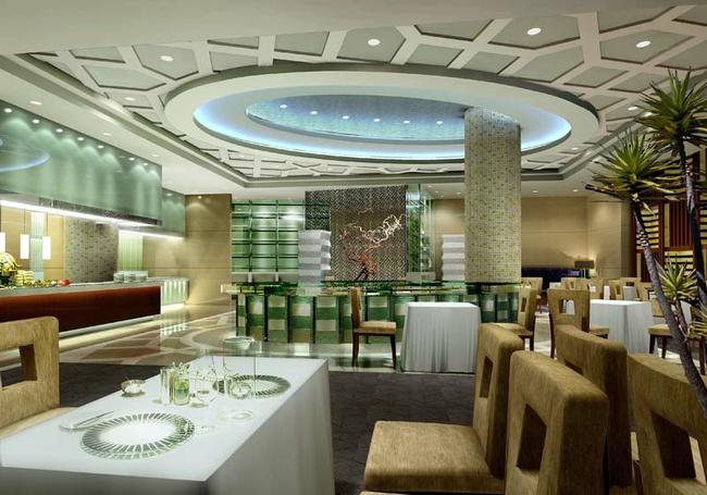 供应西餐厅餐桌沙发图片
