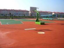 供应网球场设施篮球场设施专业施工