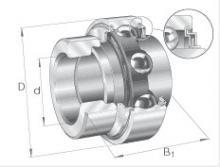 供应INA外球面球轴承E25-KL