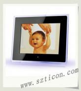 12寸数码相框高清数字屏数码相框图片