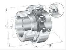 供应INA外球面球轴承E35-KLL