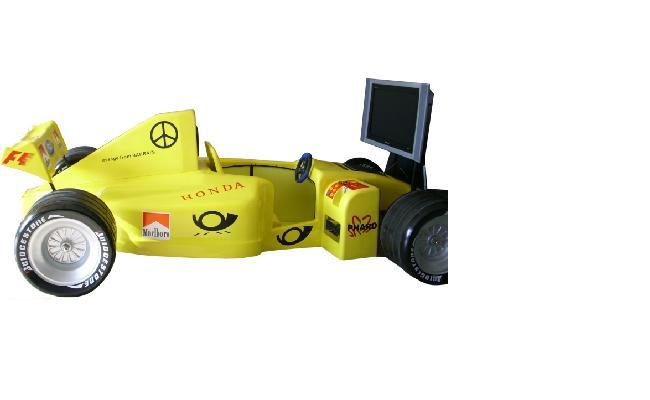 供应F1赛车系统
