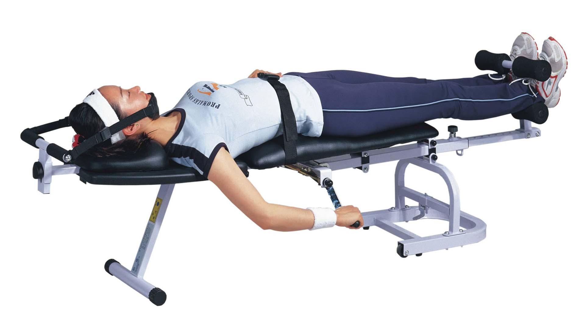供应牵引拉伸运动机辅助腰椎颈椎病