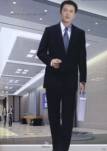 男式休闲西装商务套装加工行政套装广批发