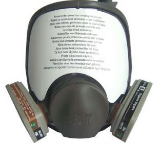 深圳3M6800防毒面具全面具图片