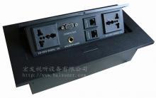 专业生产桌面插座