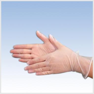 pvc手套图片/pvc手套样板图 (1)