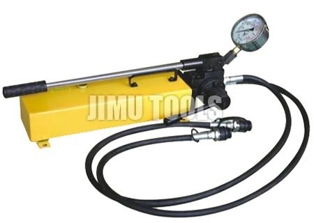 供应手动液压油泵/手动泵浦HP-700S图片