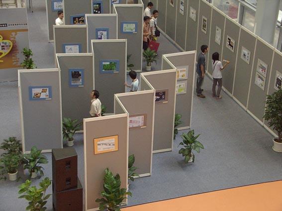 北京八棱柱展板展架租赁和销售销售