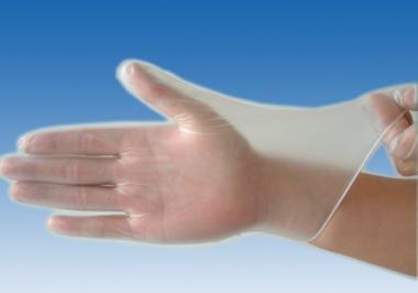 pvc手套图片/pvc手套样板图 (2)