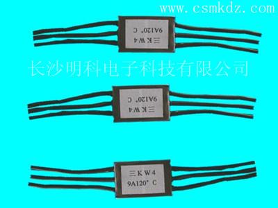 就能在4一10秒内自动断开源电路,或者电机绕组线圈过热,超过电机温度