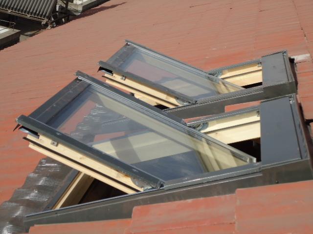 供应河南威卢克斯斜屋顶窗203