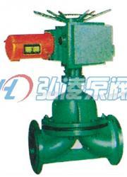 供应G941J電動襯膠隔膜閥