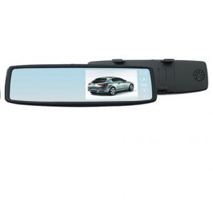 汽车液晶可视后视显视器图片