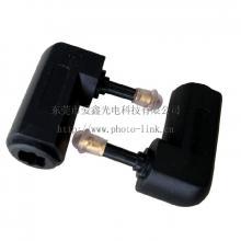 供应90度音频光纤转接头,视频插座