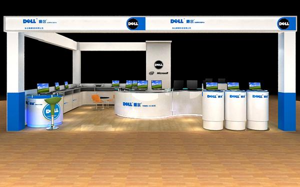 供应数码产品展示柜设计