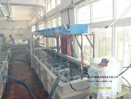 供应深圳电镀生产线
