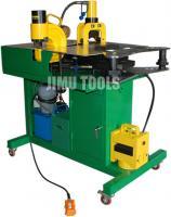 供应六工位铜铝排折弯机六工位母排加工机