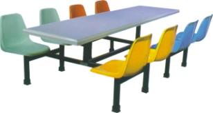 供应玻璃钢餐桌,铁床,上下铺铁床,双层床,铁柜,一呼百应餐桌