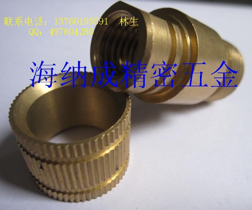 龙岗宝安CNC注塑铜环图片/龙岗宝安CNC注塑铜环样板图