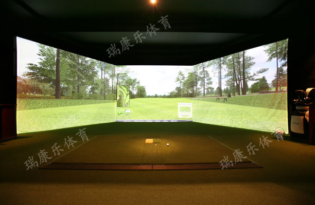 儿童高尔夫培训 供应别墅模拟高尔夫别墅高尔夫果岭别墅俱乐部高尔夫