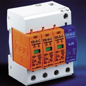 供应B+C级电源防雷器