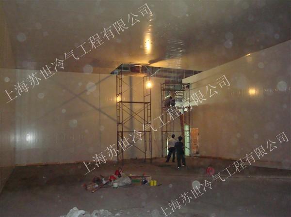 供應速凍庫 冷庫工程 冷庫設計 冷庫安裝 冷凍庫 制冷設備圖片