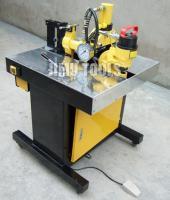 供应三合一母线加工机三合一铜铝排加工机DHY-150