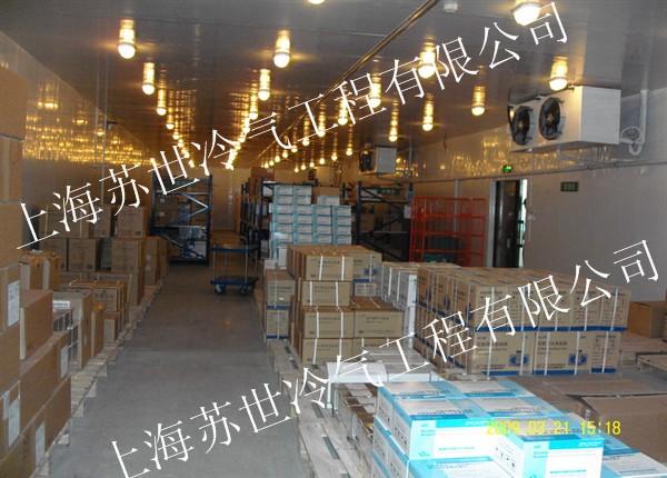 供应小型保鲜库 冷藏库 冷库工程安装 制冷设备 上海建冷库多少钱