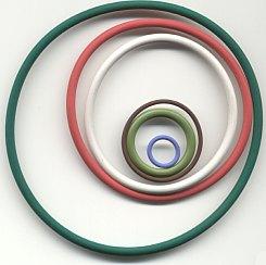 批发供应优质硅橡胶O型密封圈