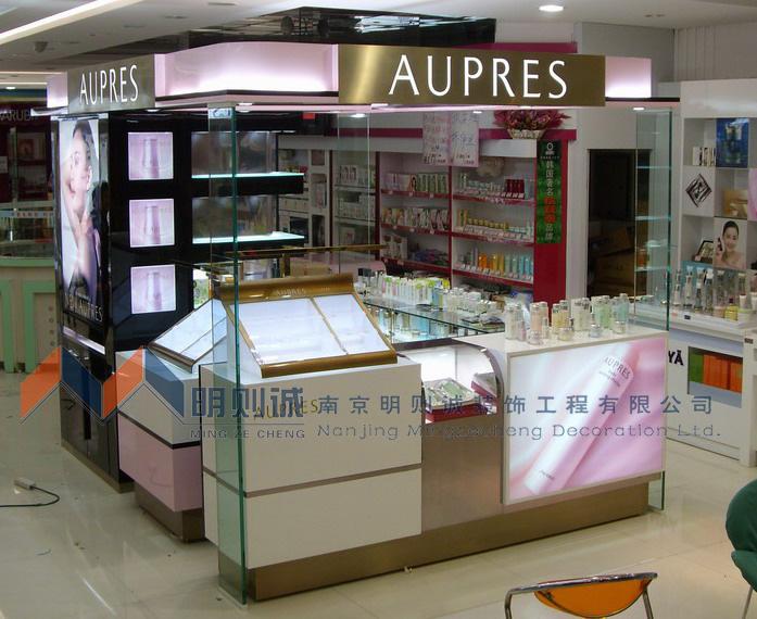 南京商场展示柜