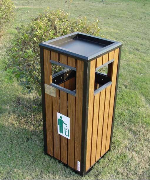 园林环卫垃圾桶图片