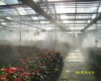 喷雾降尘设备图片/喷雾降尘设备样板图